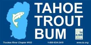 Tahoe Trout Bum